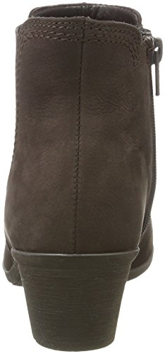 Gabor Dames Hoy Casual Chelsea Boots Bruin (18 Mocca)