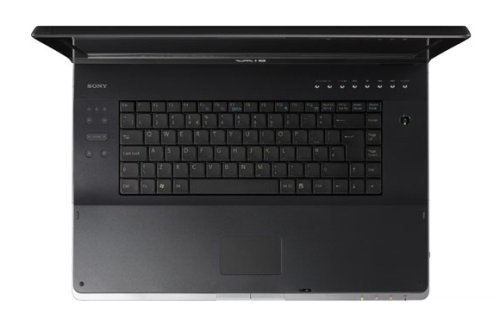 Sony VAIO VGN - Ordenador portátil 17 pulgadas (intel core 2 duo, 2048 MB de RAM, 2000 MHz, 200 GB, Microsoft Windows Vista Premium) - Teclado QWERTY ...