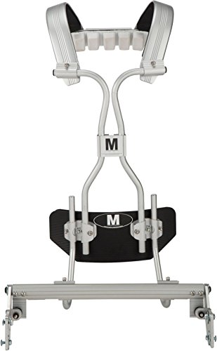 Yamaha Aluminum Field-Corps Tubular Carriers for Marching Multi-Toms