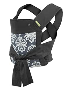 Infantino Sash Mei Tai Carrier, Black/Gray