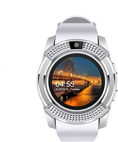 79576fa6e DYG V8 Bluetooth Smartwatch With Sim & Tf Card Support With Apps Like  Facebook And Whatsapp