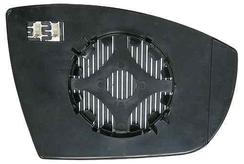 Cristal placa espejo retrovisor S-Max 2006-2010 derecho t/érmico