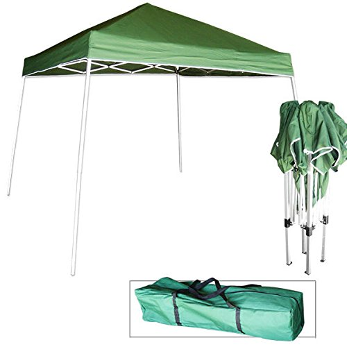 Tooluxe 61649L Easy Up Pop Up Tent/Canopy with Instant Folding | 10 x 10-Feet by Tooluxe