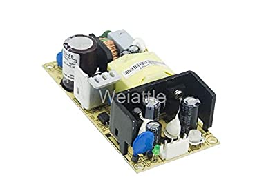 Utini Mean Well Original EPS-65-48 48V 1.36A meanwell EPS-65 48V 65.3W Single Output Switching Power Supply Brand: New