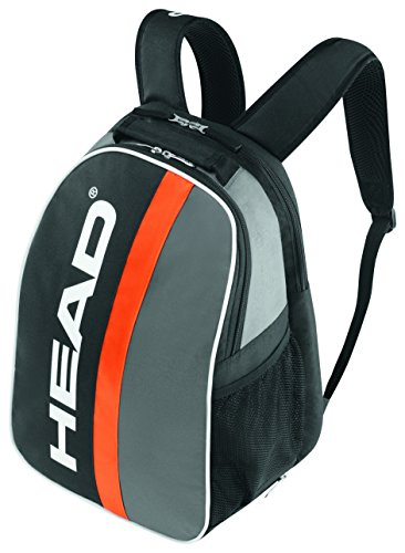 HEAD Rucksack Team Backpack, Schwarz, 35 x 22 x 50 cm, 25 Liter, 0063290195400000