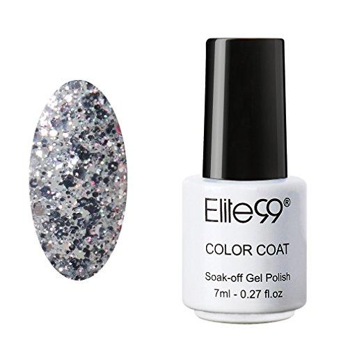 Elite99 Soak Off UV LED Gel Nail Polish Manicure Lacquer Nai