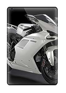 Amanda W. Malone's Shop 7765857K56063944 Faddish Ducati 1198 White Case Cover For Ipad Mini 3