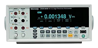 Keithley DMM4050 Digital Precision Multimeter, 100 mV, 6.5 Digit Resolution