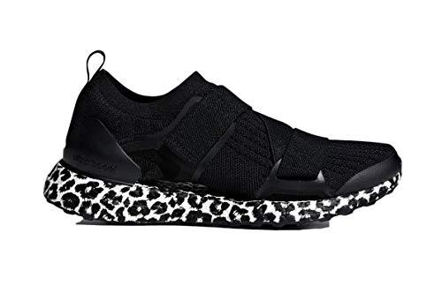 adidas by Stella McCartney Women's Ultraboost X Core Black/Core Black/Footwear White 6 M US