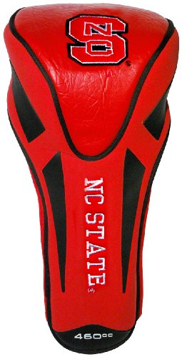Team Golf NCAA NC State Wolfpack Golf Club Single Apex Driver Headcover, Fits All Oversized Clubs, Truly Sleek Design