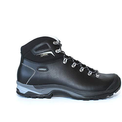 - Asolo Thyrus GV Hiking Boot - Men's - 9 - Black/Black
