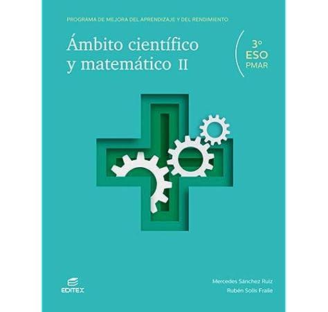 PMAR - Ámbito científico y matemático II (Secundaria): Amazon.es ...