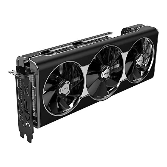 XFX RX 5700 XT Thicc III 8GB GDDR6 3xDP HDMI PCI-Express 4.0 Graphics Card RX-57XT8TFD8 41tt8ltM9pL. SS555