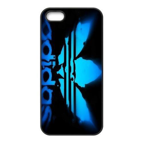 FDXGW696 iPhone 4 4s Cell Phone Case-black_Adidas Logo 3