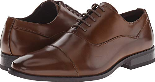 Unlisted by Kenneth Cole Men's Half Time, Cognac, 10 M US ()