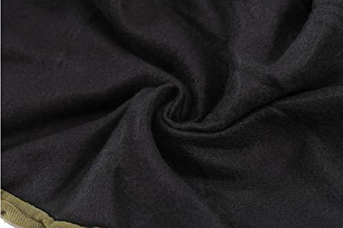 de Beanie funda Khaki Spring Slouchy Fever calavera Gorra gorro diseño D elegante de wFwzqBI