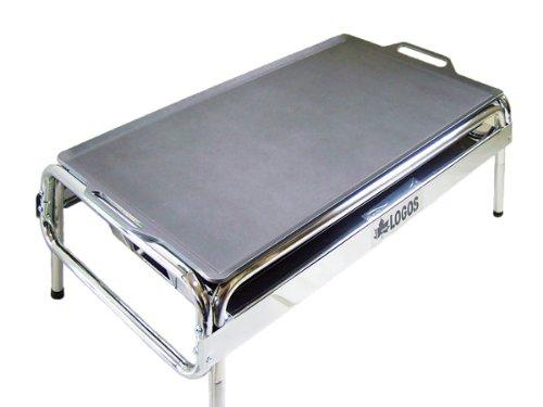 ロゴス EZCステンチューブラルプラスXXL 対応 グリルプレート 板厚9.0mm (グリル本体は商品に含まれません) B00HTSFHJA