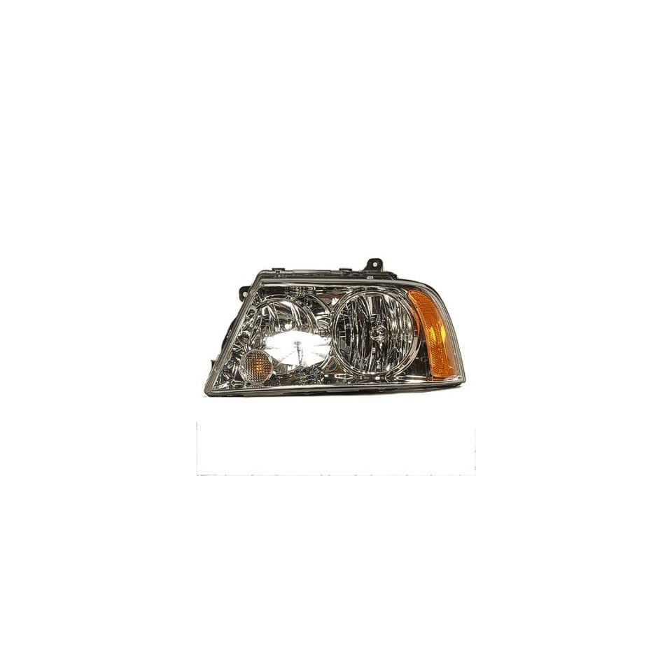 2003 2006 Lincoln Navigator Head Lamp Assembly LH
