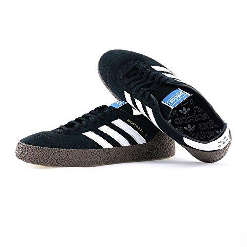 adidas Montreal 76, Scarpe da Fitness Uomo Nero (Negbas / Ftwbla / Dormet 000)