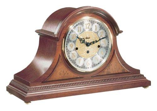 Day Mantle Clock (Hermle 21130-N90340 Mantel Clock)