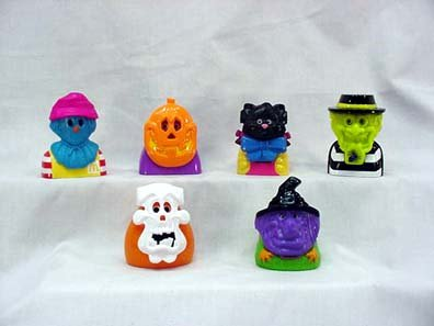 McDonalds - Haunted Halloween Happy Meal Set - 1998]()