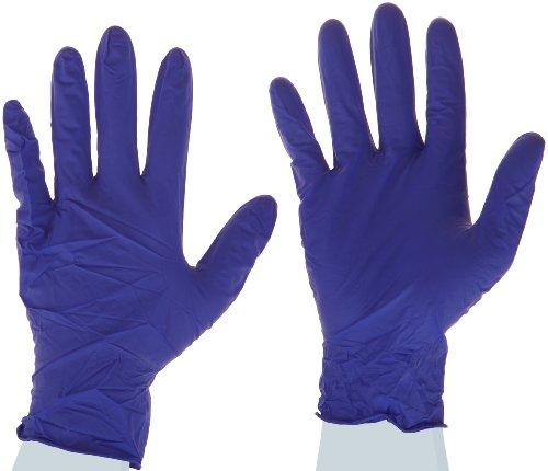 High Five Cobalt X N213 Series N21 Nitrile Exam Glove, Large (Case of 10)