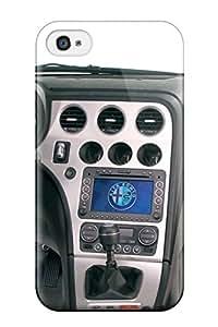 Hot Snap-on Alfa Romeo Brera Desktop Hard Cover Case/ Protective Case For Iphone 4/4s