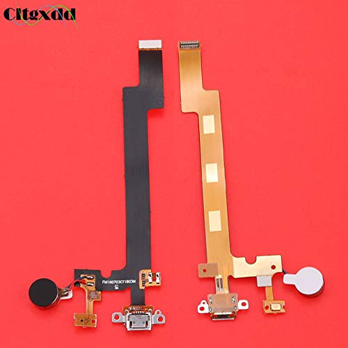 - Gimax For Meizu MX5 Micro USB Charger Charging Port Dock Connector Flex Cable with Microphone Replacement Spare Parts