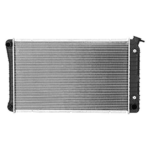 Value Engine Coolant Radiator OE Quality Replacement (88 Delmont Oldsmobile)