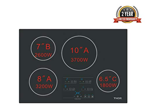Thorkitchen Induction Cooktop, 30