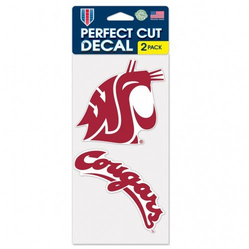 WinCraft NCAA Washington State University Cougars Perfect Cut 4