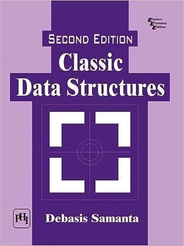 Classic Data Structures