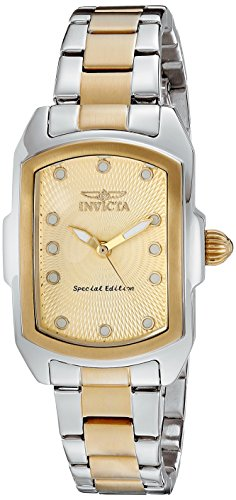 Invicta Women's 15844 Lupah Analog Display Quartz Two Tone W