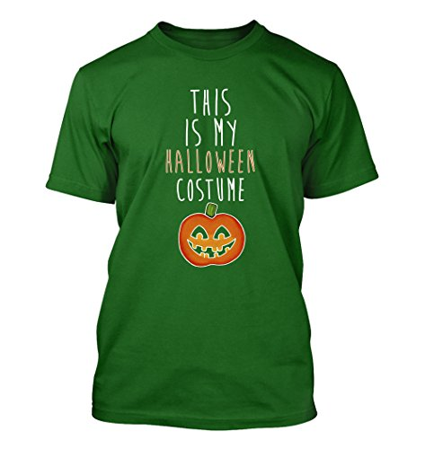 This Is My Halloween Costume #189 - Adult Men's T-Shirt, Green, -