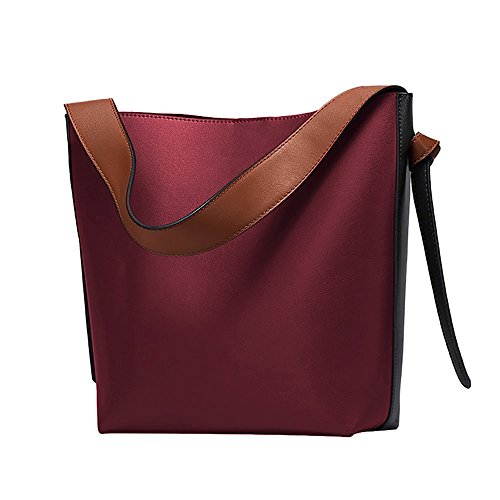 Clearance Sale Contrast Shoulder Handbags