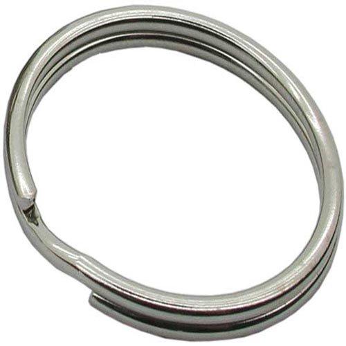 Bulk Hardware BH01820 Keyring Split Ring, 1-1/4