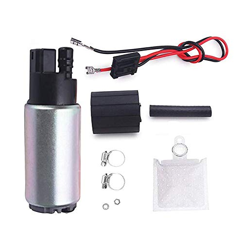 Electric Fuel Pump & Install Kit Fit Multiple Models Replaces E2068 E8213 EFP382A (2000 Grand Marquis Fuel Pump)