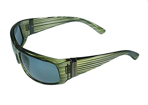 Ocean Eyes Sportsman - Shiny Light Green & Clear Polarized - Sunglasses Ocean Eyes