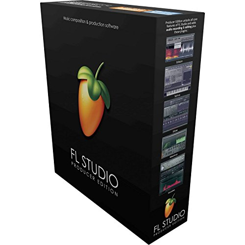 FL Studio Producer Edition v20 WIN/MAC