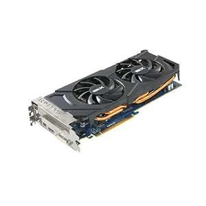 Sapphire 11199-20-20G - Tarjeta Gráfica - AMD Radeon HD 7870 XT 2GB GDDR5 (HDMI, DVI-I, 2 x Mini Display Port, PCI Express 3.0, 256-Bit, Tecnología AMD CrossFireX Multi-GPU)