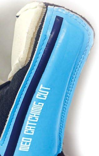 (GAVIC) GC1109 グリップ サッカー・フットサル フィンガーチ 手袋(RO)【 ユニセックス 】 BLU/NVY 10