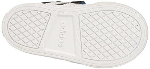 adidas Unisex-Kinder Vs Set CMF Inf Sneaker Schwarz (Cblack/ftwwht/solblu)