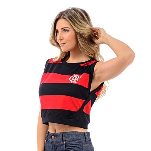 Cropped Flamengo Little Gg
