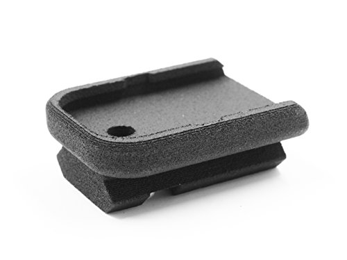 Mantis MantisX MagRail - Glock Double Stack 9mm - Magazine Floor Plate Rail Adapter -