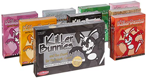 Killer Bunnies Expansions Bundle