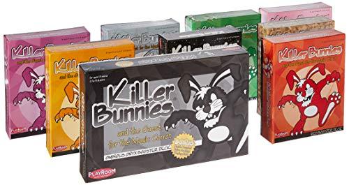 Bunnies Killer Booster Deck - Killer Bunnies Expansions Bundle