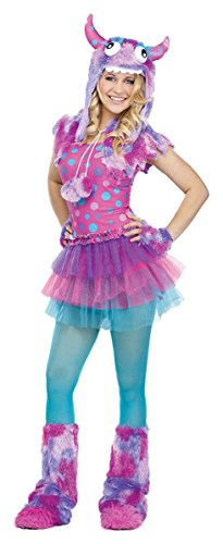 [Fun World Polka Dot Monster Teen 0-9] (Polka Dot Monster Teen Costumes)
