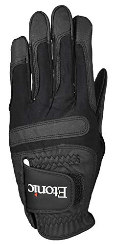 Etonic G SOK Men's Multi-Fit Island Thumb Golf Glove Black Left Hand- ()