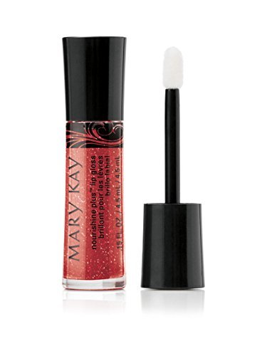 Mary Kay Lip Gloss Nourishine Plus Lipgloss Red Passion 0.10
