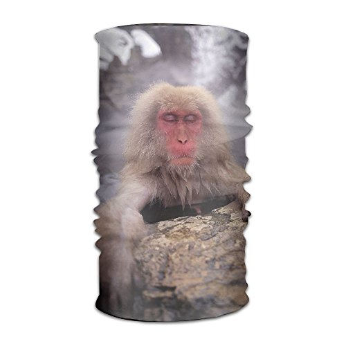 Magic Headwear Monkeys Geysers Multi-functional Sweatband Face Mask Scarf Bandana Balaclava Head Wrap Liner ()